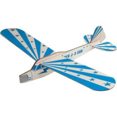 Drevené lietadlo na hádzanie