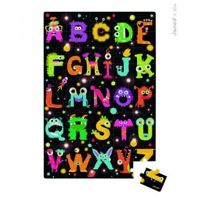 Abeceda podlahové puzzle