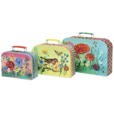 Detské kufríky Príroda