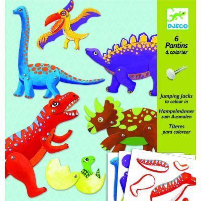 Pohyblivé dinosaury