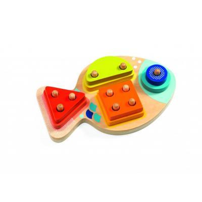 Edukatívna hračka – Ryba