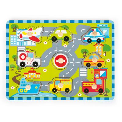 Puzzle Mestská doprava