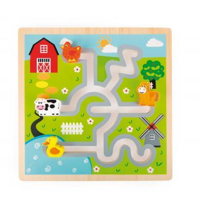 Motorický labyrint Farma