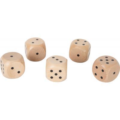Veľké hracie kocky