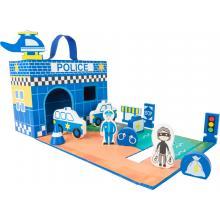 Policajná stanica Hrací set