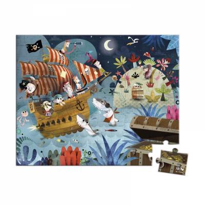 Lovci pokladov puzzle