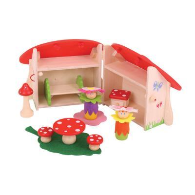 Hrací domček Hríbik